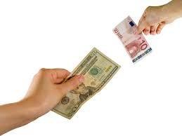 в 15 лет можно поменять деньги в банке евро на рубли